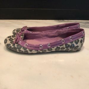Sperry Top Sider Leopard Print Espadrilles